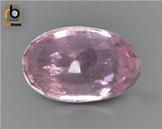 NATURAL UNHEATED UNTREATED  PINK SAPPHIRE  (C) 2.34 CRT ( 51542 )